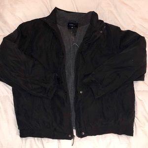 Men's XL Croft & Barrow Layered Bomber Jacket